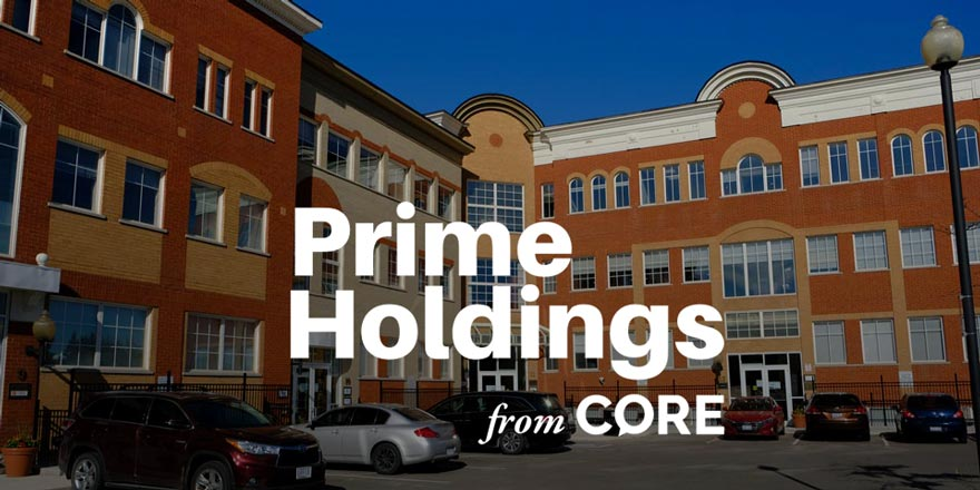 Prime Holdings from CORE
